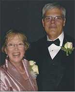 June and Gary Chubbuck